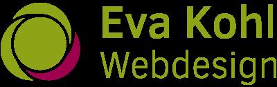 Eva Kohl, Webdesign