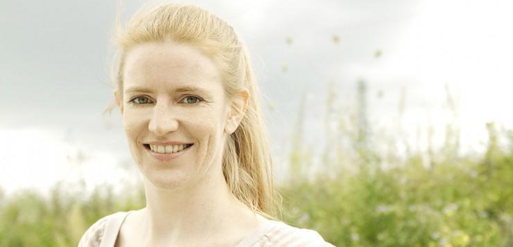 Portrait Eva Kohl, selbständige Webdesignerin in Berlin