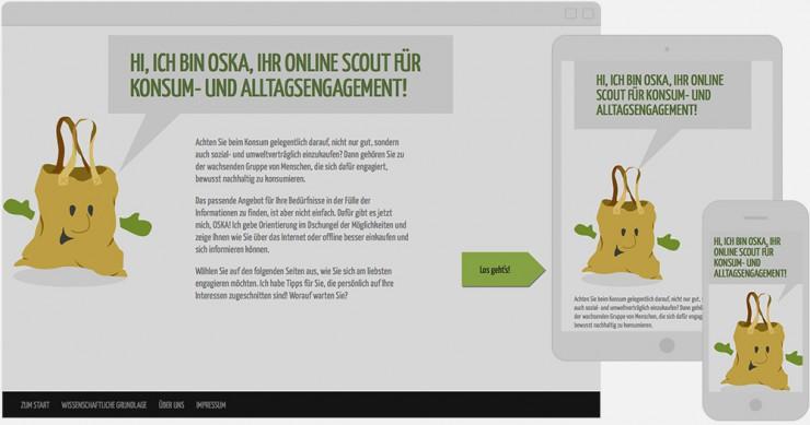 Schreenshot Online-Variante
